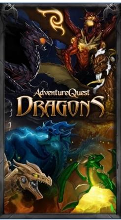Game Kartu Android AdventureQuest Dragons MOD APK