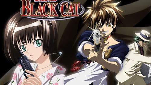Descargar Black Cat [23/23]+[Special][Sub][Mega]