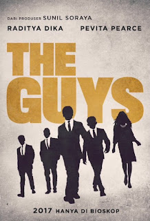 film raditya dika the guys