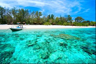 Wisata Lombok Yang Akan Membuatmu Ketagihan 04 Gili Trawangan