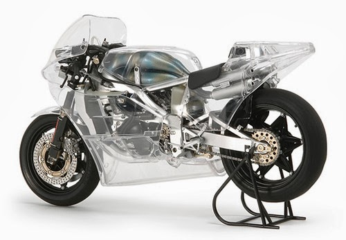 NYDucati Funny Motorcycle Pictures from Tigho see thru