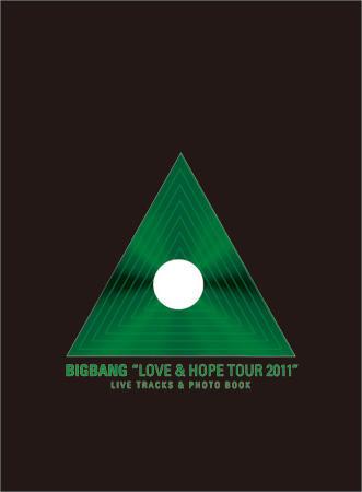 BIGBANG – Love & Hope Tour 2011 (Live Album) (Japanese)