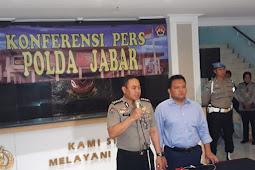 Polisi tak Tahan Pembakar Bendera Tauhid di Garut
