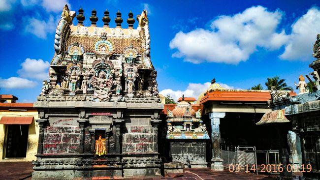 Sri Thillai Kali Temple Vimanam