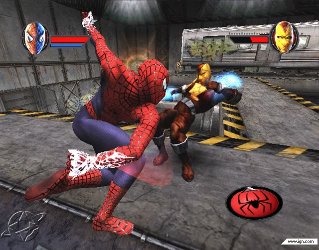 Download Software and Game: Spiderman - The Movie Full ...