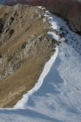 cresta Monte Amaro