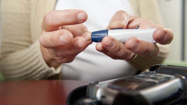 Cuidado del Adulto Mayor con Diabetes.