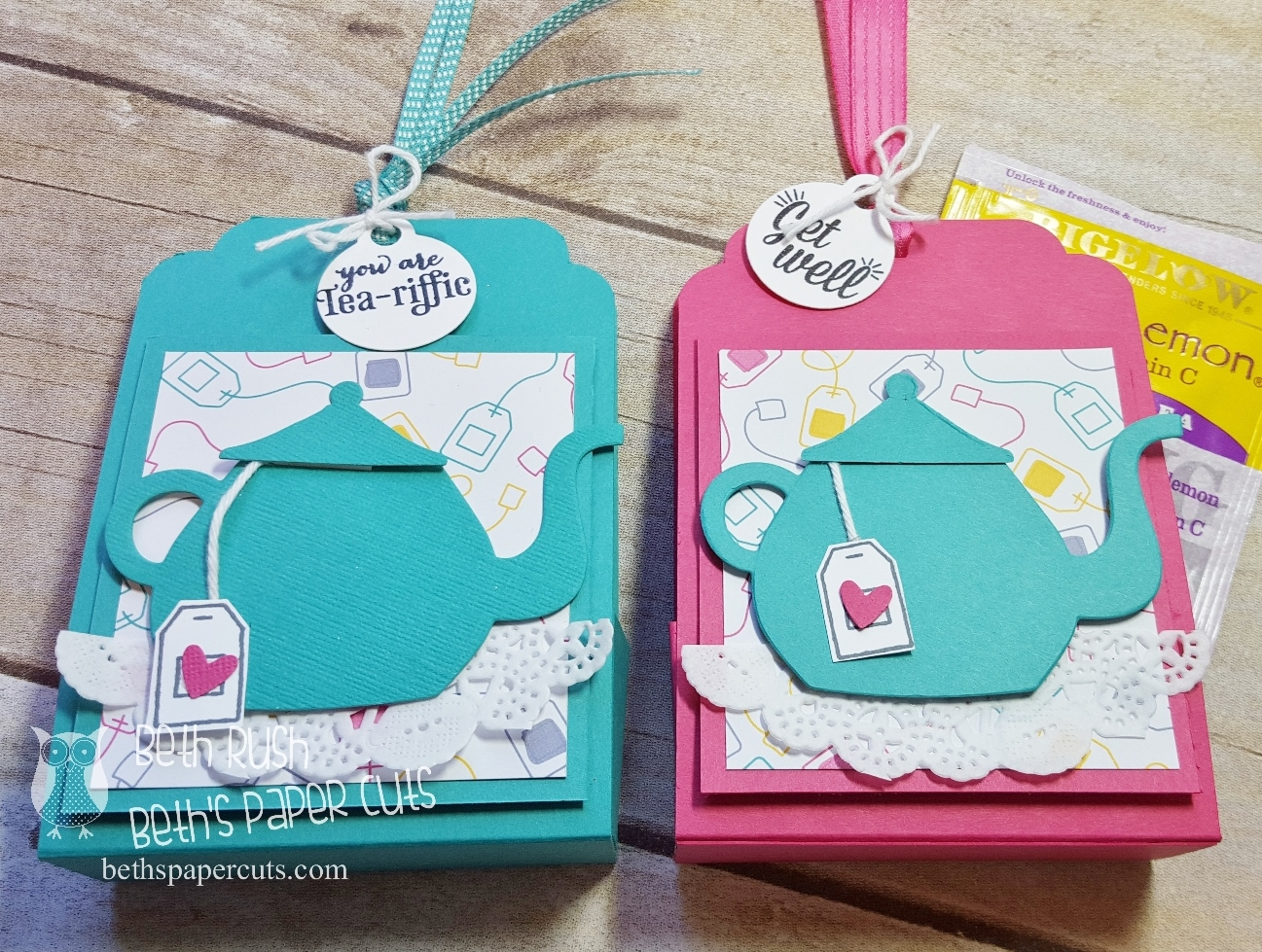 Pattern Craft Project Punch Card