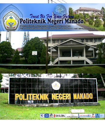 Info Pendaftaran Mahasiswa Baru POLIMDO (Politeknik Negeri Manado) 2018-2019