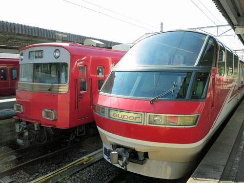 Kowa Station, Aichi Prefecture.
