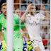 Em noite dos goleiros e estreia de Vinicius, Real Madrid e Atlético empatam sem gols no Bernabéu