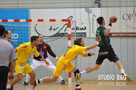 Διομήδης - Α.Ε.Κ. στην πρώτη αγωνιστική για το νέο πρωτάθλημα της Handballl Premier