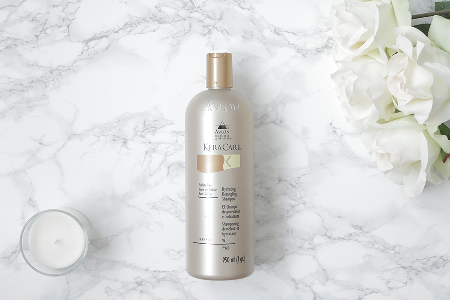 KeraCare Sulfate Free Hydrating Detangling Shampoo Review | on HairliciousInc.com