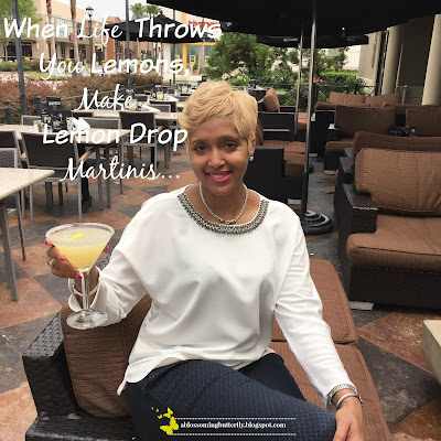 Comfort Zone, Lemons, Lemon Drop Martinis, Life, Support, Friends
