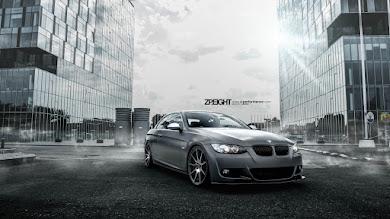 Customized BMW E93