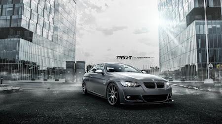 Customized BMW E93 4K
