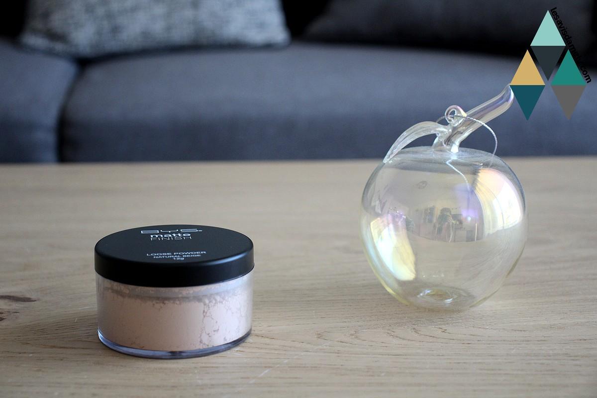 avis et test produit makeup BYS