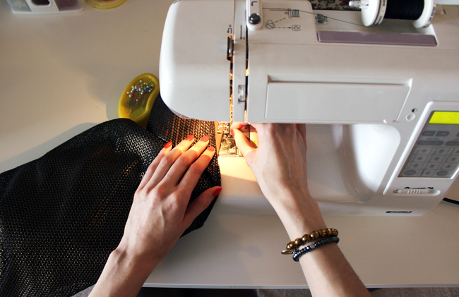 Katryna's Inspirational Sewing Space