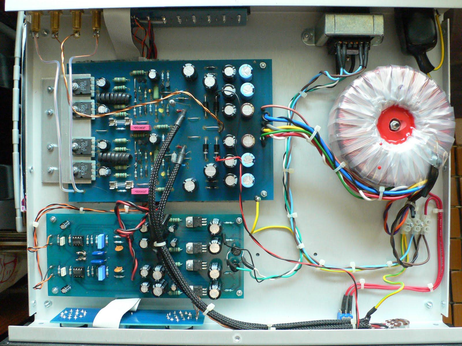 Doctorjohn Cheaptubeaudio Audio Reviews And More August 2011 Headphone Amplifier Diy Kit Base On Lehmann Amp Circuit