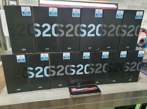 JUAL SAMSUNG GALAXY S20+ / S20 Plus - 128GB - 8GB - BNIB Original