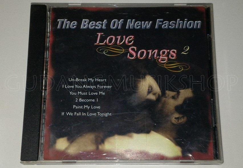 New fashion love songs 89