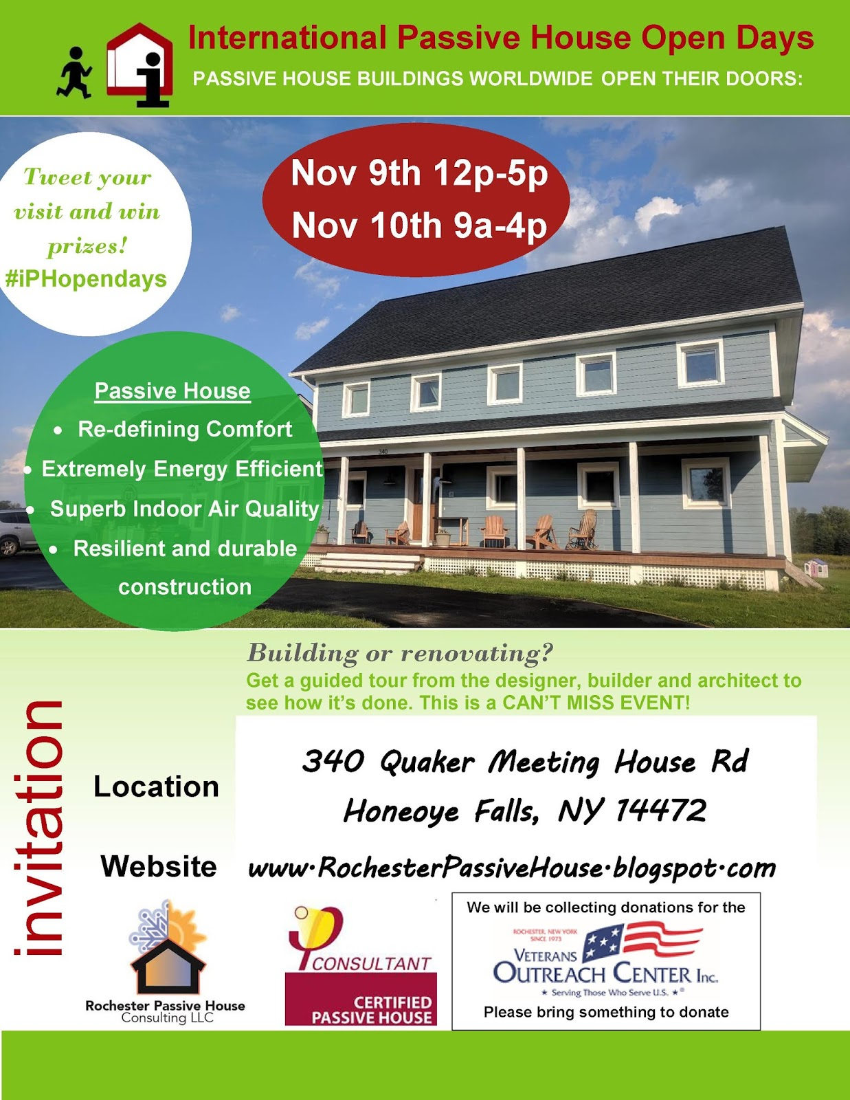 Rochester Passive House