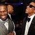 """50 Cent diz que é amigo do JAY-Z: """"não tenho nenhum problema com ele"""""""