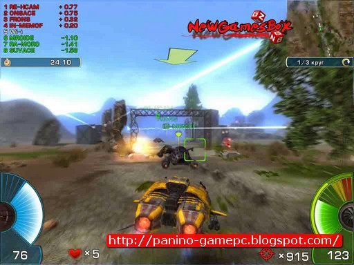 A.I.M. Racing - Download Free Offline PC Game Full Version