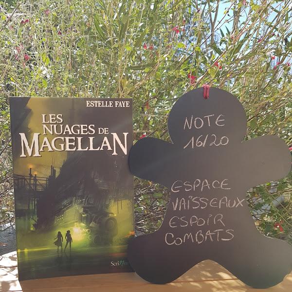 Les Nuages de Magellan de Estelle Faye