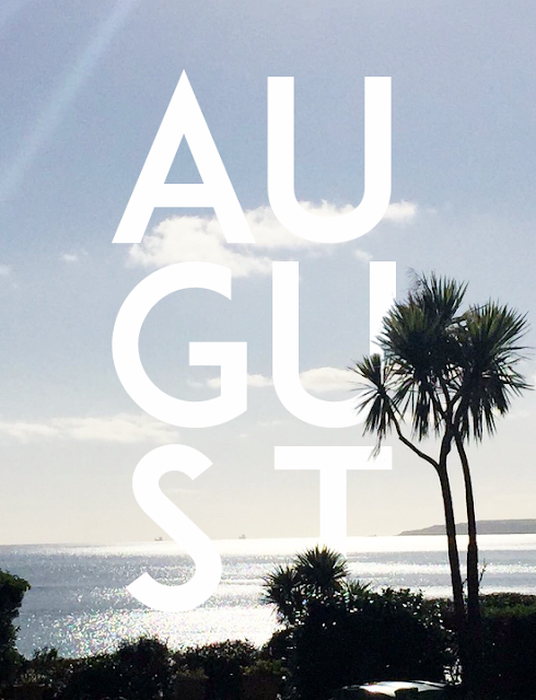 rljlowe | August Goals