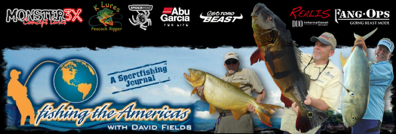 Fishing the Americas...a sportfishing journal