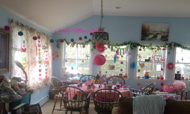 Crafty Moms Share Fairy Amp Ice Cream Party Updates