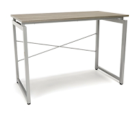Gray Home Computer Desk