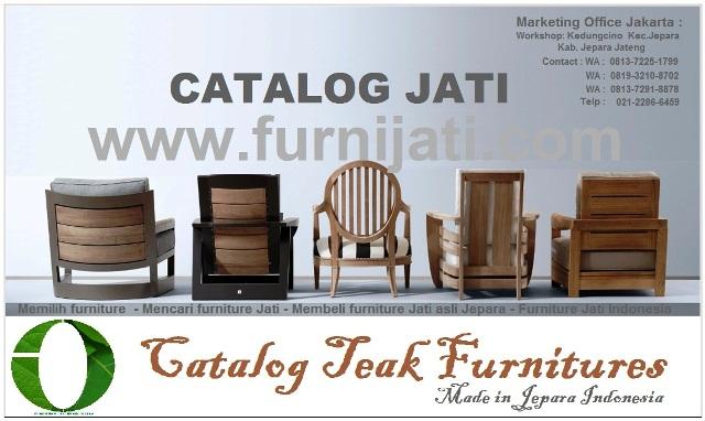 Katalog mebel Jati