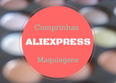 Maquiagem do Aliexpress