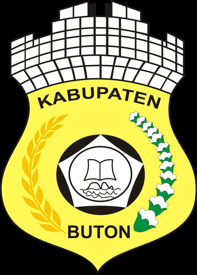 Logo Kabupaten Buton Kumpulan Logo Lambang Indonesia