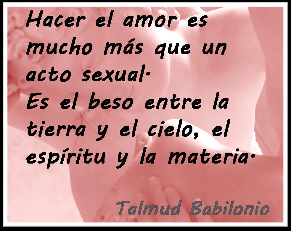 Lecciones Para Amar Frase Célebre Sobre El Amor Talmud