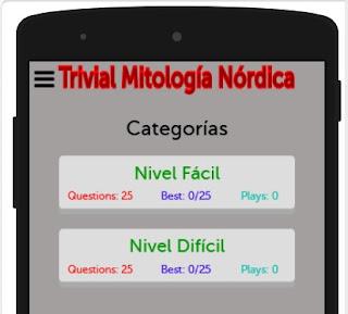 Descarga App Trivial Mitología Nórdica