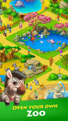 Download Game Township Mod (Unlimited Money) Online gilaandroid.com