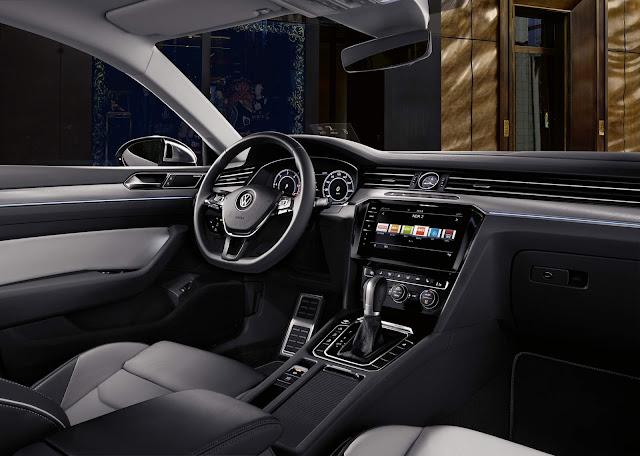 2018 Volkswagen Arteon  - interior