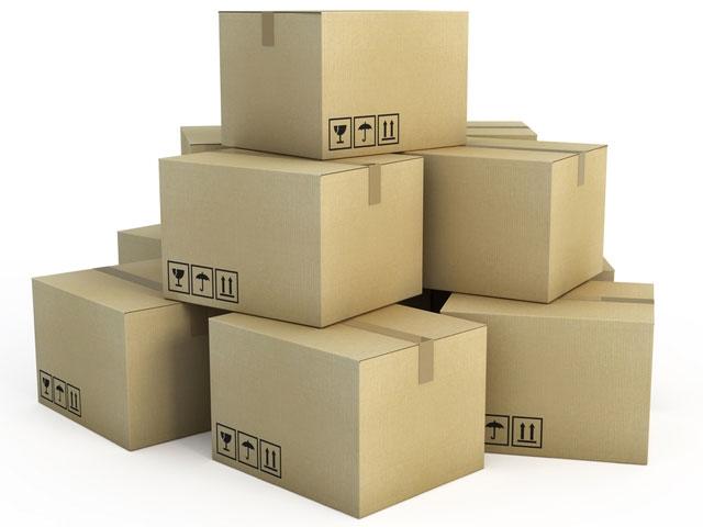 Χαρτοκιβώτια στην Deal Pack