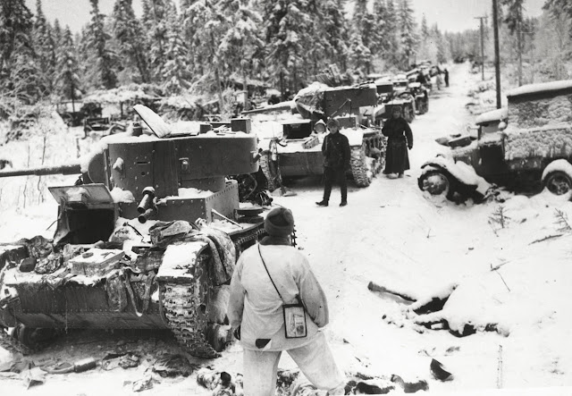 17 January 1940 worldwartwo.filminspector.com Finnish booty