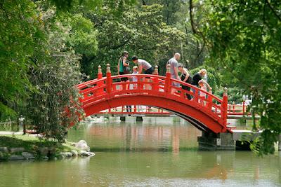 Puente curvo