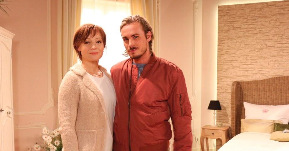 Tempesta D'Amore: Marion Mitterhammer sarà Susan Newcombe, la madre di Adrian!