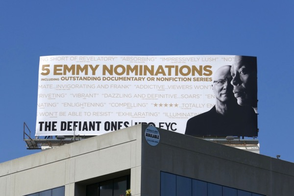 Defiant Ones 5 Emmy nominations billboard