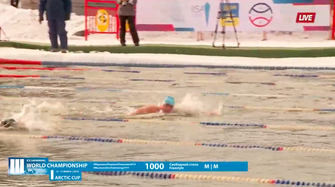 Petar Stoychev Wins Ice Kilometer At World Championship Wowsa