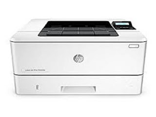 Picture HP LaserJet Pro M403n Printer