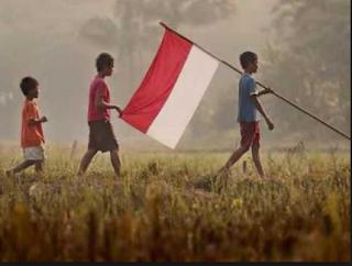 Lirik Tanah Airku Indonesia Raya  Majlis Al Waly