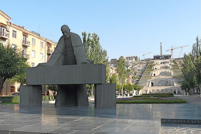Aniversario del arquitecto armenio Alexander Tamanian