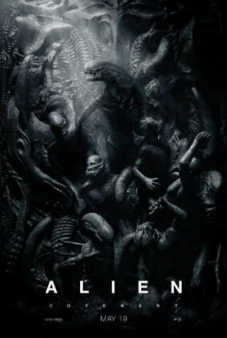 Alien: Covenant [2017] [DVDR] [NTSC] [CUSTOM HD] [Latino] [V2]